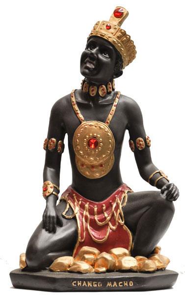 Santeria-statues
