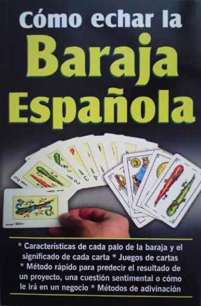 Tarot & Cards Spanish Book